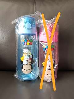 1for$12. 2for$20 Tsum Tsum Blue & Pink Water Bottle