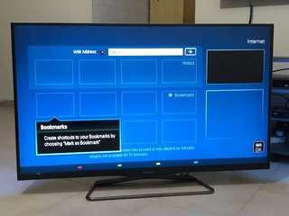 "47"" Philips LED Internet Ambilight Full HD TV"