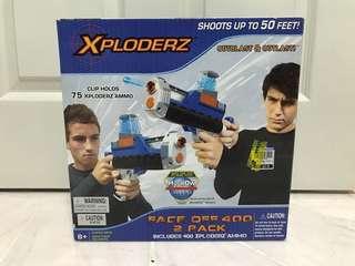 BNIB XPLODERZ BLASTERS GUN TOY