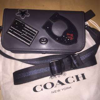 Coach Crossbody Patches Bag