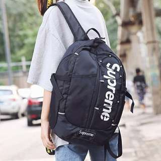 Supreme Backpack READYSTOCK promotion