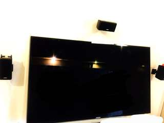 "Samsung 55"" 3D LED Smart TV. UA55D6600WM"
