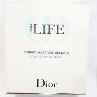 Dior Hydra Life - Sorbet Hydration Skincare (Two Products in a Box) - BPP25