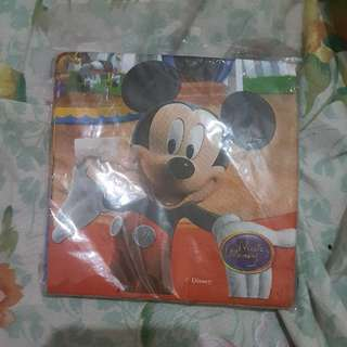 New - Tissue Disney Micky Mouse