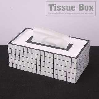 Nordic Tissue Box Deco