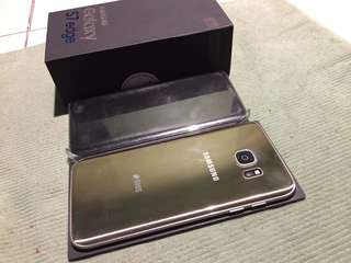 Samsung s7edgd 32gb duos gold water proof