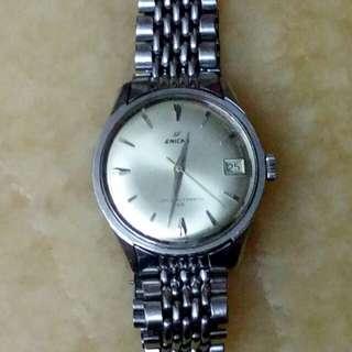 ENICAR 新淨60年代自動錶