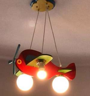 Cute Airplane Light fitting