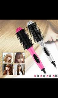 'Preorder' 2 in 1 Hair Straighteners set * waiting time 20 days after payment is made *chat to buy to order