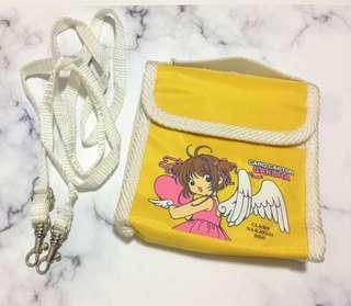 百變小櫻magic卡 Cardcaptor Sakura Nakayosi 袋