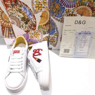 Sepatu Dolce And Gabbana Sneakers Mirror Quality
