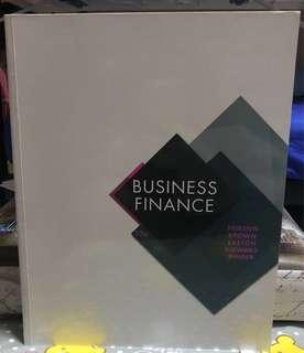 Business Finance textbook