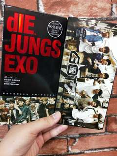 🚚 EXO/GOT7 有聲分享珍藏卡(got7已售出)
