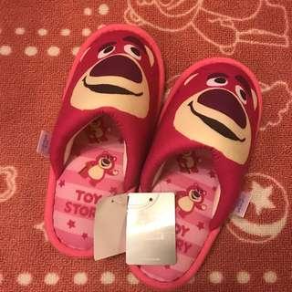 拖鞋Lotso 勞蘇 日本 一個碼