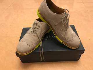 Cole Haan Great Jones Wing Tip