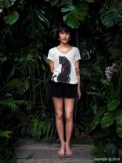 🚚 🇫🇷法國品牌 Nach 黑豹T-Shirt