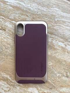 Case hp iphone x
