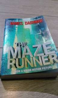 THE MAZE RUNNER ~ James Dashner