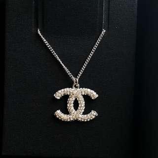 Chanel 超閃水鑽頸鏈