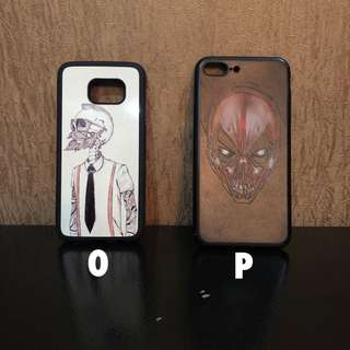 Case iphone dan samsung