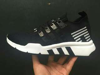 "Adidas EQT Support Mid Adv Primeknit ""core black/white"" Good Quality BNIB"