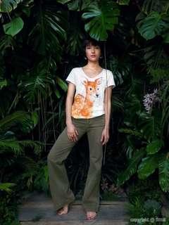 🚚 🇫🇷法國品牌 Nach 斑比鹿T-Shirt