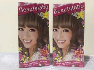 Beautylabo Haircolor in creamy ash