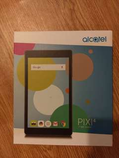 """Alcatel PIXI 4, 7"""" inch Wifi Android Tablet"""