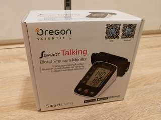 Talking Blood Pressure Monitor 發聲血壓計
