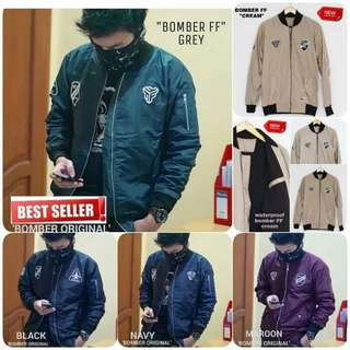 Bomber original FF  ( real picture)