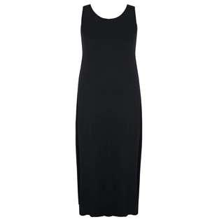Plain Jersey Long Dress