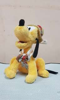 Pluto Plushie