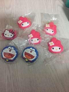 Magnets Hello Kitty Doraemon