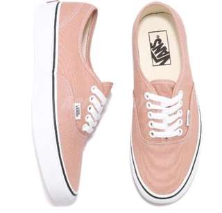 🚚 Vans Authentic 粉色