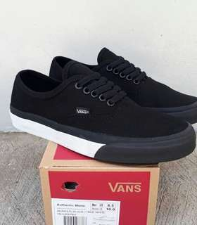 Vans authentic mono bumper 100% original BNIB