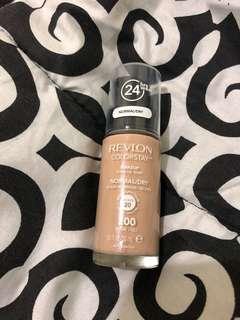 Revlon Colorstay Foundation in 200 Nude