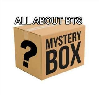 [√] BTS MYSTERY BOX