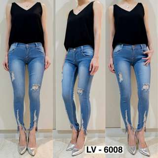 Jeans PUNNY ripped 6008 ripped jeans sobek jeans robek