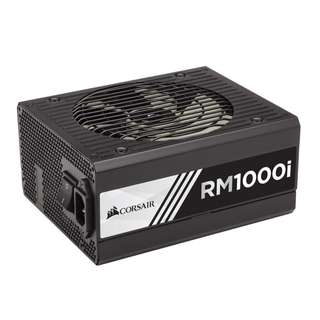 Corsair RM1000i 80Plus Gold 1000W Modular Power Supply - SKU: CP-9020084-AU