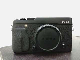 Fujifilm XE 1
