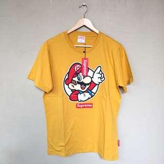 Mario Bros Yellow