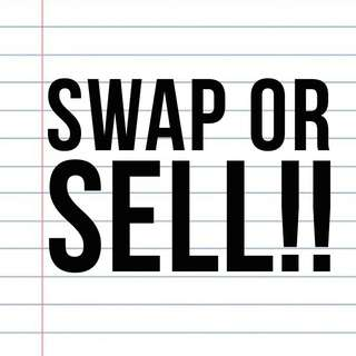 SWAP US or BUY IT!! (READ BELOW)