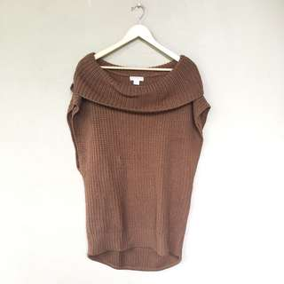 Knitted Brown