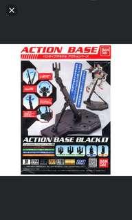 Bandai Action Base 1 Black