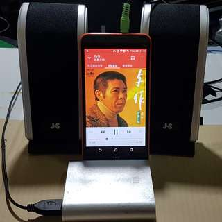 🔴JS 淇譽JY2019/黑色/二件式USB喇叭