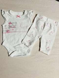 Mother Care Onsies w/ Leggings