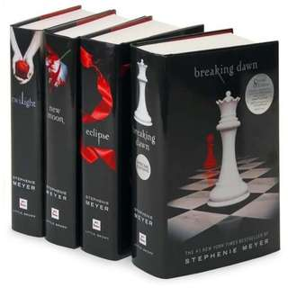 Stephanie Meyer - Twilight Saga