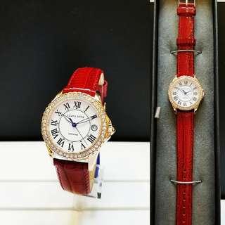 日本iZ泉美子奢華女裝錶