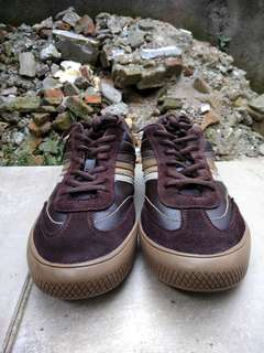 Diadora Classics Brown Leather Suede