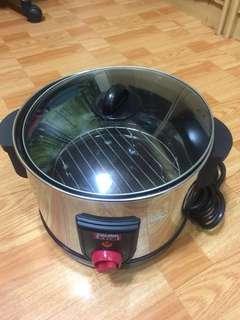 卡莉娜燉煮蒸炸 CALINA巧用電氣鍋